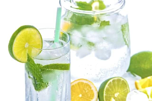 Recipe (Water): Tasty (and beautiful) Pre-Meal Water Ideas