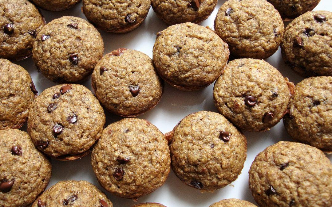 Recipe (flax): Oatmeal Muffins