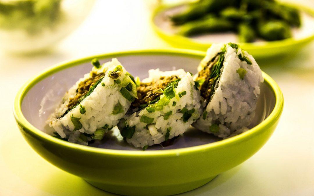 Recipe (Thyroid friendly iodine): Seaweed Sushi Bowl