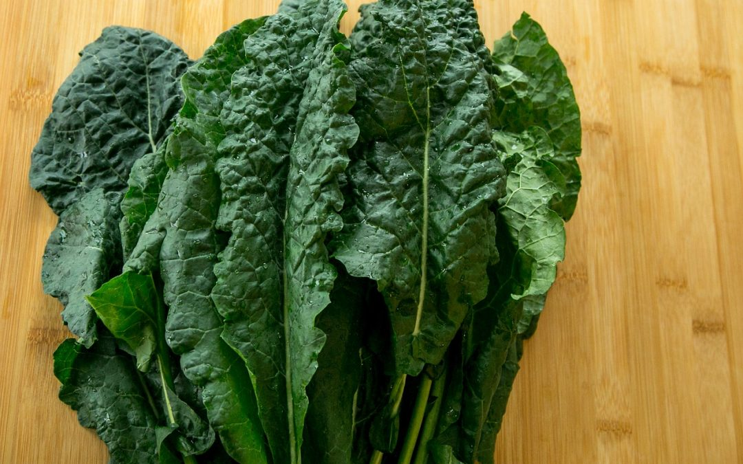 Recipe (Myth-free salad, filling and nutritious): Kale Cucumber Salad