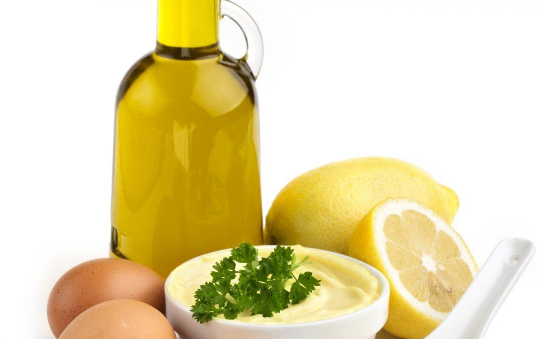Recipe (healthy fat): Mayonnaise