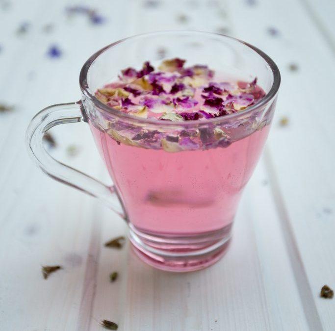 Recipe (Relaxing Teas): Relaxing Herbal Teas