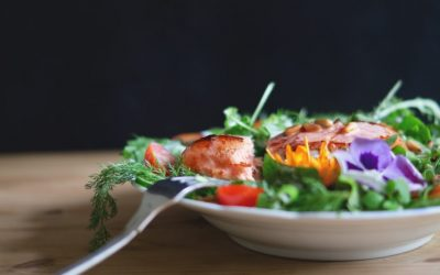 Recipe (Omega-3 vitamin C rich): Not Your Typical Salmon Salad