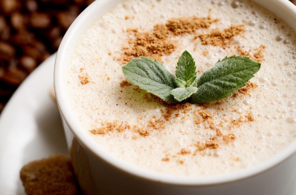 Recipe (peppermint): Peppermint Mocha Creamer – dairy free