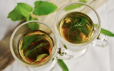Recipe (Hydration): Tasty hydrating teas
