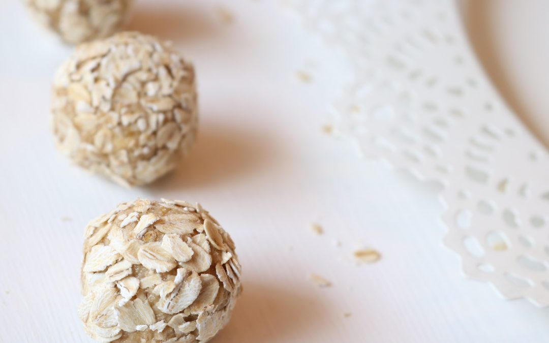 Recipe – Energising Bliss Balls