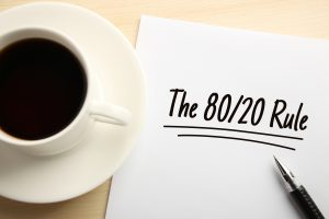 Is The 80/20 Rule For Nutrition & Exercise A Myth?
